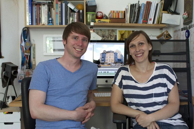 Alina und Frederik